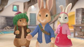 Peter Rabbit: Season 3: The Tale of the Brewing Storm / The Tale of the Flying Rabbit