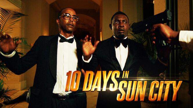 10 jours à Sun City