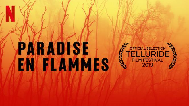 Paradise en flammes