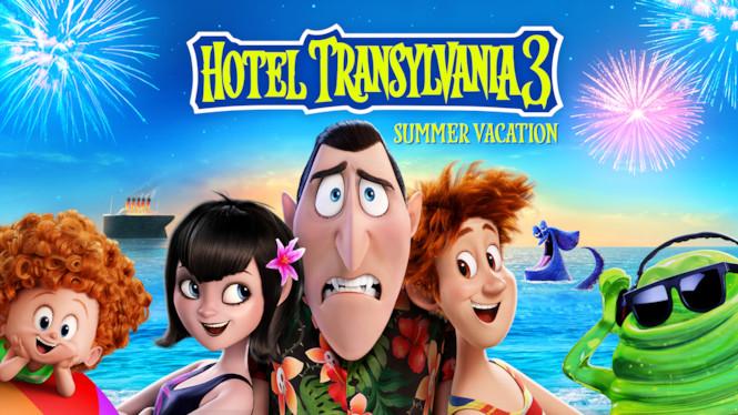 Hotel Transylvanië 3: Een monsterlijk leuke vakantie