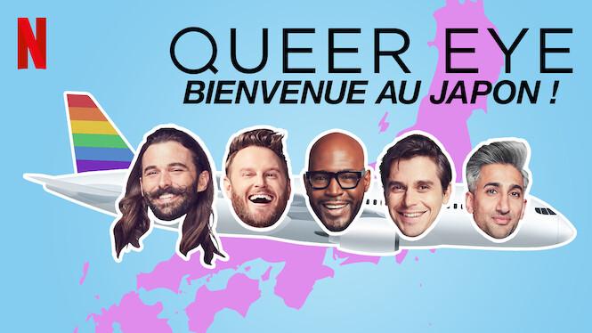 Queer Eye : Bienvenue au Japon !