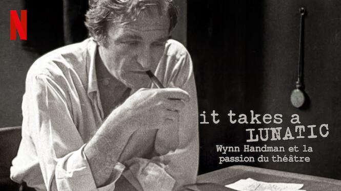 It takes a Lunatic : Wynn Handman et la passion du théâtre